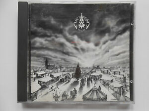 Lacrimosa, ANGST -- Hall Of Sermon 27361 69502 - ‎Booklet mit Texten - sehr gut