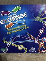THOUGHT EXCHANGE BOARD GAME - The Fast Moving Fast Thinking Game - 2008 COMPLETE