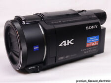"""Sony FDR-AX53 Camcorder 4K Ultra HD Videorecorder AX53 Handycam in OVP """"TOP"""""""