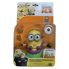 Minions Despicable Me 3 Toy Toys Figure Dave Stuart Gift Collectible UK