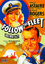 Follow the Fleet (1936) - Fred Astaire, Ginger Rogers - DVD NEW