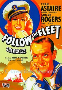 Follow the Fleet (1936) - Fred Astaire, Ginger Rogers (Region All)