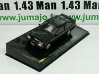 CVT13G voiture 1/43 IXO Salvat BRESIL CHEVROLET : Monza Hatch S/R 1986