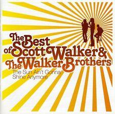 Scott Walker, Scott - Sun Ain't Gonna Shine: The Very Best of [New CD]