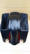 HARLEY 5 INCH STRETCHED SADDLEBAGS AND LED FENDER FOR TOURING MODELS  97/2013