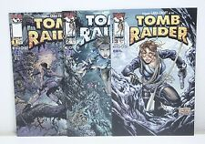 Tomb Raider (Lara Croft) Comic Issues #1 2 3 - Image Comics 1999 Series CR257