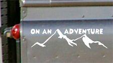 On an Adventure Funny lAND  Car Window Bumper Graphic Vinyl Decal Sticker vw lr