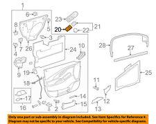 Buick GM OEM 10-13 LaCrosse Front Door-Window Switch 20854239
