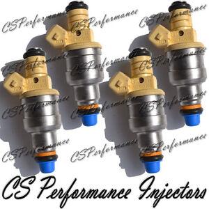 Bosch Fuel Injectors Set for 93-99 Volkswagen Golf 2.0 I4 VW 94 95 96 97 98 2.0L