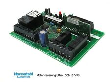 Normstahl Ultra Elektronik DCM16V36 Motorsteuerung 433,92 MHz Empfänger