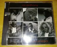 ROI ANTHONY   -  THE TRUE SOUL EXPERIENCE    -- RARE INDIE R&B  CD