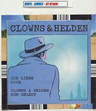 Deutsche Schlager Vinyl-Schallplatten mit Single (7 Inch) - Plattengröße