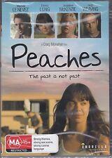PEACHES - Hugo Weaving, Jacqueline McKenzie, Emma Lung - DVD - NEW