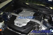 ALUTEC For INFINITI G35 COUPE / SEDAN ALUMINUM CHAMBERED FRONT STRUT BAR - IG101