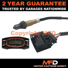 LAMBDA OXYGEN WIDEBAND SENSOR FOR OPEL VECTRA C 2.2 DIRECT 2003-09 FRONT 5 WIRE