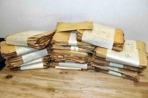 Italien: GIGANTISCHER Bestand mit ca. 4500 (!!) Telegrammen ex 1910/1960