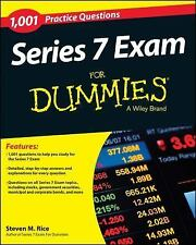 1,001 Series 7 Exam Practice Questions For Dummies: By Rice, Steven M.