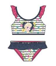 8f793a8829b30 Girls Official Disney Frozen Elsa BIKINI Swimwear Swimming Costume Swimsuit