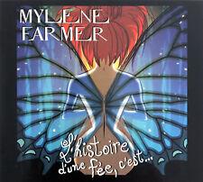 Mylène Farmer CD Single L'histoire D'une Fée, C'est... - Digipak - France (EX+/M