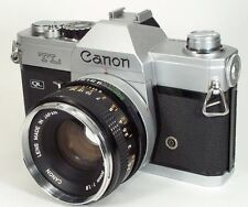 Canon Vintage Cameras and Accessories
