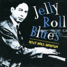 Jelly Roll Morton - Jelly Roll Blues [New CD]