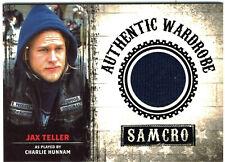 Sons of Anarchy Seasons 1 - 3 Wardrobe Costume Card M01 Charlie Hunnam Jax Telle