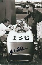 Jack Brabham signed autograph Racing Legend Rare COA LOOK!