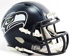 Seattle Seahawks Riddell NFL Football Team Revolution SPEED Mini Helmet
