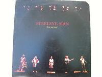 Steeleye Span – Live At Last! LP, US pressing