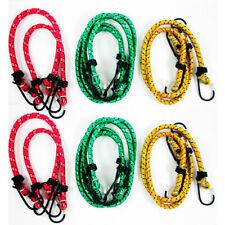 12 Bungee Cord Strap Heavy Duty Tarp Bungie Elastic Tie Down Set 12 18 24 New