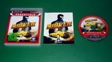 Driver San Francisco Essentials mit Anleitung und OVP fuer Playstation 3 PS3