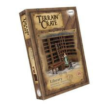 Mantic Games Terrain Crate: Library Fantasy Dungeon (MGTC110)