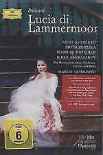 Bluray I cantatrices Metropolitan Armiliato-Donizetti: Lucia di Lammermoor NEUF