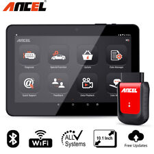 All System OBD2 Auto Scanner Diagnostic Tool ABS WIFI Bluetooth WIFI X6 tablet