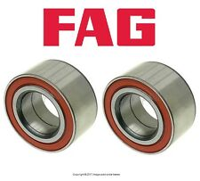 For BMW E31 E36 E38 E46 E52 E85 E86 Pair Set of Rear Left & Right Wheel Bearings