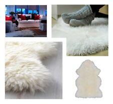IKEA Ludde Schaffell In weiß Teppich