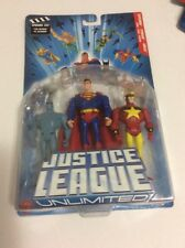 dc justice league unlimited Superman Starman Amazonia