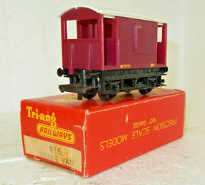 Triang Hornby OO Scale British Rail Brake Van