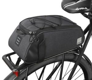 Sahoo Essentials Series Compact 7Ltr Rear Rack Trunk Bicycle Bag