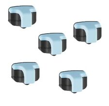 5 PK Ink Cartridges for HP 02 Photosmart LIGHT CYAN 3210xi C5180 C6180 D7160