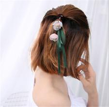 1stk Haargummi Seidenband Blume Haarband Haarschmuck Mädchen Geburtstag Geschenk