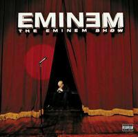 Eminem - The Eminem Show (New Vinyl 2LP Sealed!) CLEAR Vinyl!
