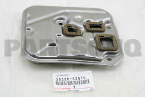 3533053010 Genuine Toyota STRAINER ASSY, VALVE BODY OIL 35330-53010