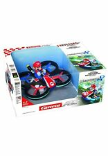 New Carrera Rc Nintendo Mario Kart 8 QuadCopter 2.4Ghz 4Channel Vehicle Drone