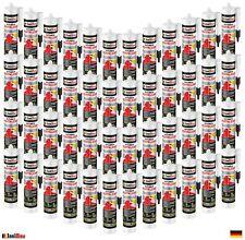 Bitumenkleber 48 x 310 ml Dachdichtstoff Bitumen Dichtmasse Schindelkleber