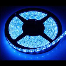 24V 5M Bright Blue Colour SMD5050 Under Cabinet Strip Light + UK Power Supply