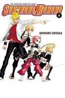 Sumomomo, Momomo: v. 4 by Shinobu Ohtaka Paperback, 2010 Yen Press Manga English