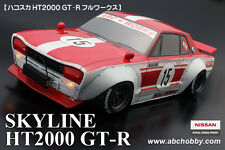ABC-Hobby 66170 Nissan Skyline HT2000 GT-R Hakosuka Full Works Bari Bari Customs