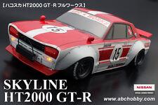 ABC-Hobby 66170 Nissan Skyline HT2000 GT-R Hakosuka Full Works Bari Bari Customs