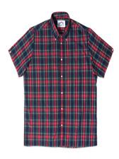 Brutus Trimfit Check Shirt/Xmas Tartan - Large  Summer Special